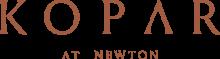 Kopar at Newton Logo